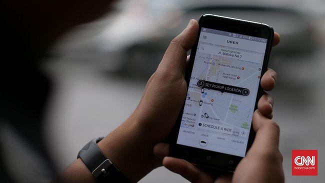 Aturan Transportasi Online Sudah Mapan di Eropa