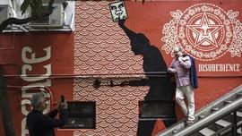6 Lokasi Seni Jalanan Mengesankan di Hong Kong