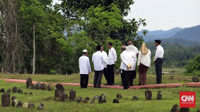 Jokowi Tegaskan Kedekatan Indonesia-Timteng di Al Mahligai