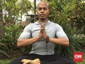 Merangsang Emosi, Sensasi Yoga dengan Iringan Puisi