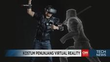 Kostum Penunjang dalam Penggunaan Teknologi Virtual Reality