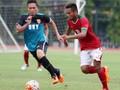 Timnas Indonesia Menggila, Unggul 3-0 di Babak Pertama