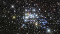 Nasa berhasil potret bintang lebih besar dari matahari