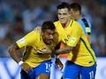 Brasil Tim Pertama yang Lolos Piala Dunia 2018
