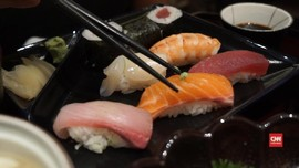 Lawan Aturan, Pangeran William Tetap Suka Sushi