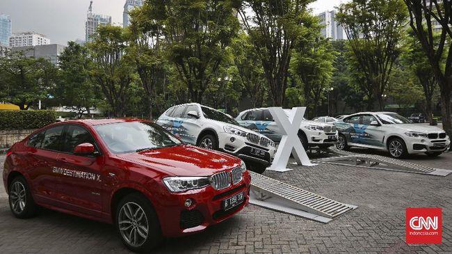 iNext, Crossover Otonom Tertinggi Milik BMW