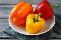 Paprika juga sama seperti terong dan tomat, yaitu dapat menyebabkan masalah rematik dan nyeri sendi. (Foto: Thinkstock)