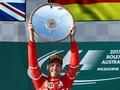 Vettel Tak Percaya Raih Juara GP Australia
