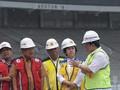 'Wapres Terkesan dengan Pembangunan Arena Asian Games 2018'