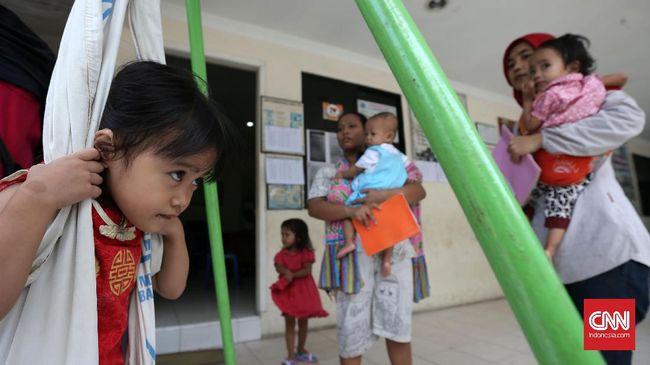 Imunisasi dan Nutrisi, Kunci Utama Kekebalan Tubuh
