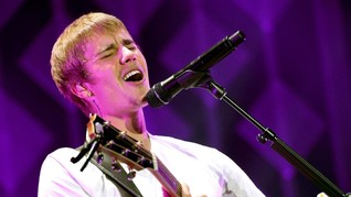 Lagu Justin Bieber Cenderung Disukai Psikopat