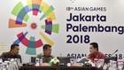 Wapres JK: Calon Sponsor Asian Games 2018 Sudah Antre