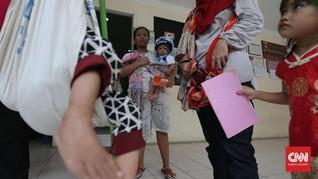 Jakarta, Kota Rawan Pnemonia pada Balita