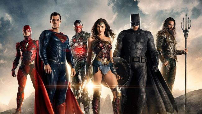 'Justice League' Tak Terbuai Mimpi Kembalinya Superman