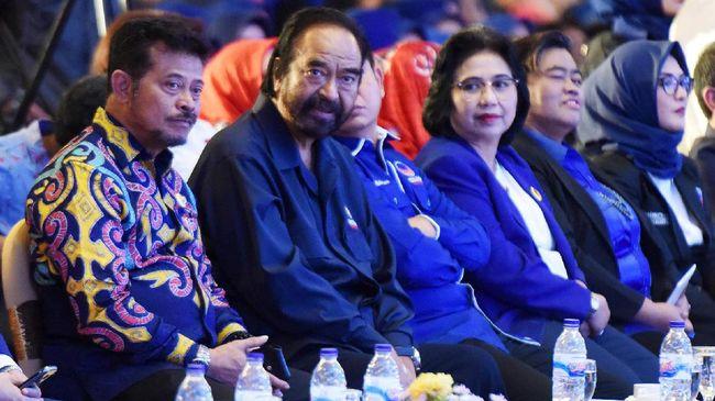 NasDem Siap Coret Davin Kirana Jika Curang Pemilu di Malaysia