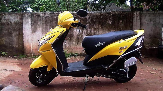 Honda India Keluarkan Skutik Tak Lebih dari Rp10 Juta