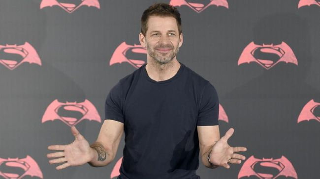 Zack Snyder Siap Balik ke Kursi Sutradara 'Army of the Dead'