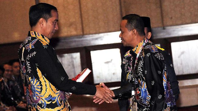 Ketum Kadin dan HIPMI ke Jokowi, Diklaim Tak Terkait Logistik