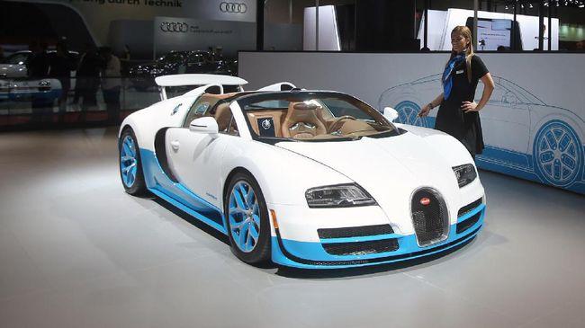Jadi 'Bintang Iklan' Bugatti, Anak Ahok Dibayar dengan Doa