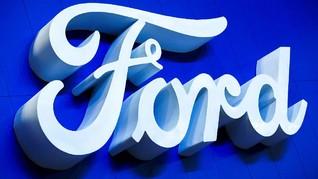 Ford Tarik 1 Juta Kendaraan karena Masalah Kantung Udara