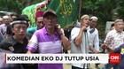 Komedian Eko DJ Wafat