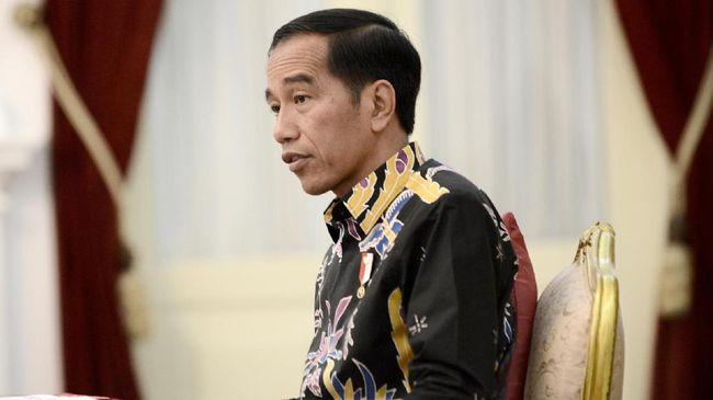 Di Hadapan MUI, Jokowi Kritik Penikmat Pertumbuhan Ekonomi