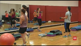 Latihan Kardio Paling Efektif Turunkan Berat Badan
