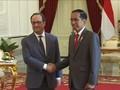 Presiden Perancis Temui Jokowi untuk Bahas Kerja Sama