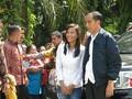 Kesibukan Paspampres saat Ajang Foto Bersama Jokowi