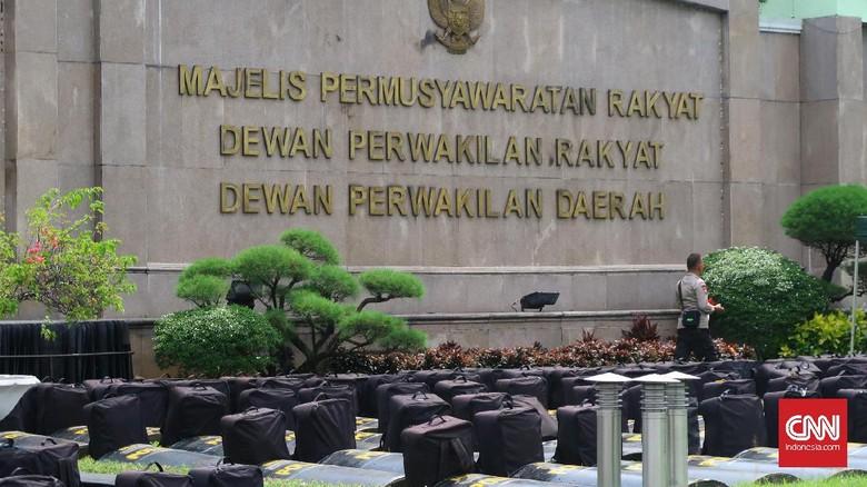 Menakar 'Empuk' Kursi Ketua MPR yang Diperebutkan Parpol