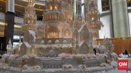 Kue Istana, Tren Kue Pernikahan Tahun Ini