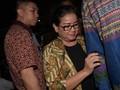 Miryam Tiba di KPK Naik Fortuner