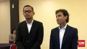 Bayu Merawat Kenangan Bersama Luis Milla di Timnas Indonesia