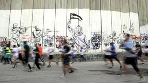 Sepak Bola Palestina di atas Israel untuk Pertama Kali