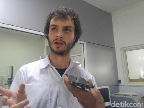Mahasiswa Prancis Tertarik Pelajari Khasiat Jamu di Semarang