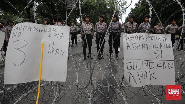 Polri Tak Kerahkan Pasukan Luar Jakarta untuk Aksi Anti Ahok