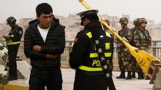 Inggris Benarkan China Bikin Kamp Konsentrasi Uighur