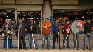 Cemas Persekusi Uighur, Perusahaan AS Setop Beli Bahan China