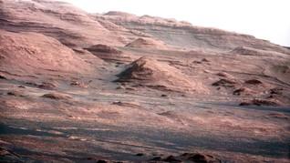 Peneliti Temukan Bukti Kehadiran Laut di Planet Mars