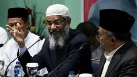 Kepolisian Malaysia Periksa Zakir Naik Terkait Ujaran Rasial