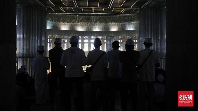 Massa Tamasya Al Maidah 'Tertahan' Masuk Jakarta