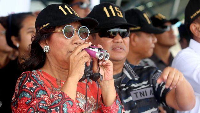 Bosan Jadi Sorotan, Menteri Susi Sebut Media 'Kepo'