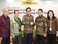 Maybank Indonesia Bagikan Dividen Rp389,6 Miliar