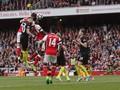 Arsenal dan ManCity Imbang 2-2 di Stadion Emirates