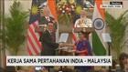 Kerja Sama India-Malaysia untuk Strategi Anti-Terorisme