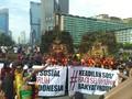 Pawai Keadilan Sosial Ingatkan Pedoman Hidup Bersama