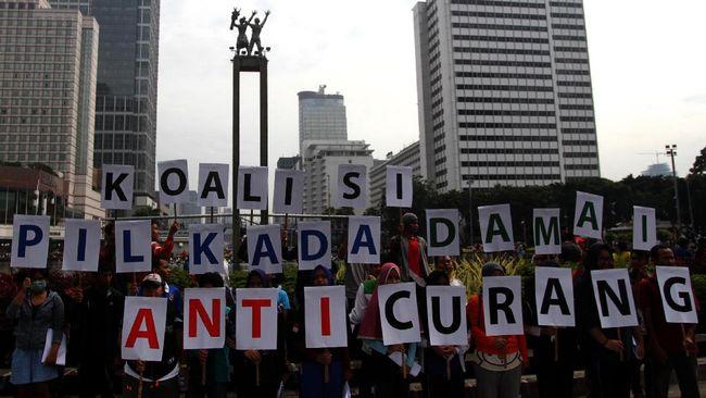 'Politik Identitas, Bekal Bagi Parpol yang Miskin Gagasan'