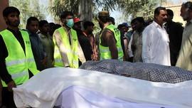 Puluhan Jemaat Kuil Disiksa dan Dibunuh di Pakistan