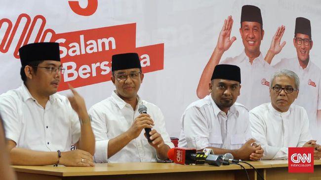 Anies Imbau Masyarakat yang ke Jakarta Jaga Situasi Kondusif