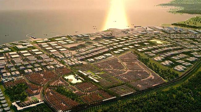 Jababeka Siap Bangun Pusat Bisnis dan Hunian di Palangkaraya